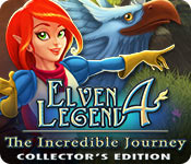 Elven Legend 4: The Incredible Journey Collector's