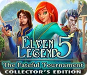Elven Legend 5: The Fateful Tournament Collector's