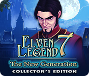 Feature screenshot game Elven Legend 7: The New Generation Collector's Edition