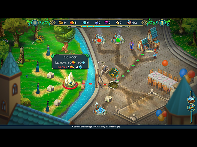 Game screenshot 1 Elven Legend 8: The Wicked Gears Collector's Edition
