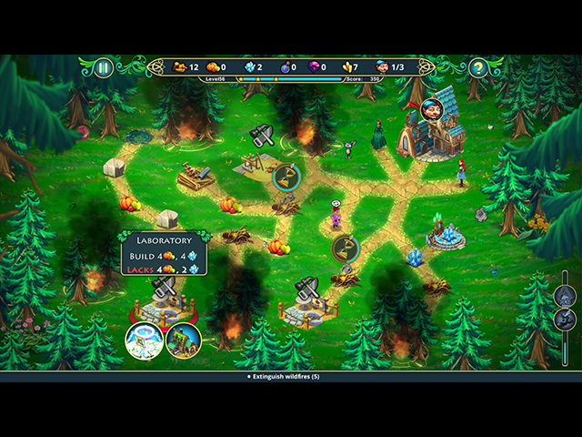 Game screenshot 2 Elven Legend 8: The Wicked Gears Collector's Edition