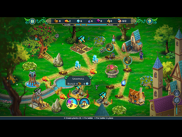 Game screenshot 3 Elven Legend 8: The Wicked Gears Collector's Edition