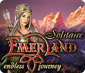 Feature screenshot game Emerland Solitaire: Endless Journey