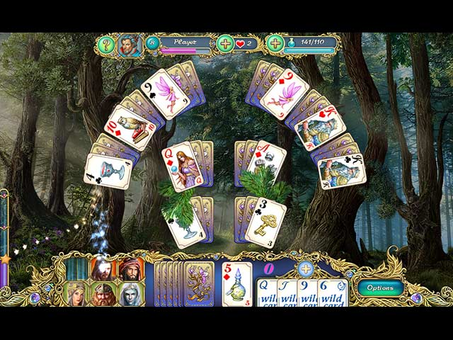 Video for Emerland Solitaire: Endless Journey