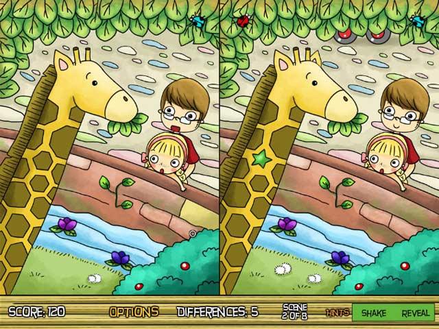 Screenshots Emma at the Zoo -