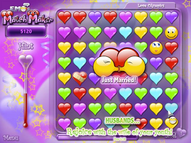 Game screenshot 1 Emo`s MatchMaker