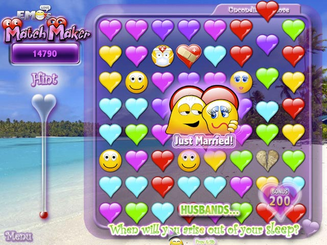 Game screenshot 2 Emo`s MatchMaker