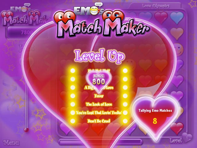 Game screenshot 3 Emo`s MatchMaker