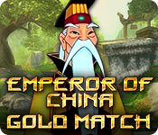 Feature screenshot game Emperor of China Gold Match