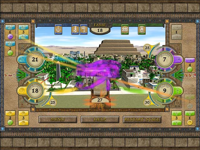Game screenshot 3 Empire of the Gods