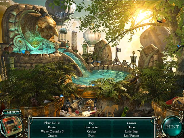 Game screenshot 2 Empress of the Deep 2: Song of the Blue Whale