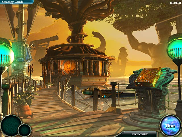 Game screenshot 2 Empress of the Deep 3: Legacy of the Phoenix Collector's Edition