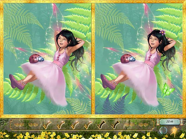 Game screenshot 2 Enchanted Fairy Friends: Secret of the Fairy Queen