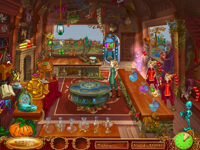 Game screenshot 2 Enchanted Katya and the Mystery of the Lost Wizard