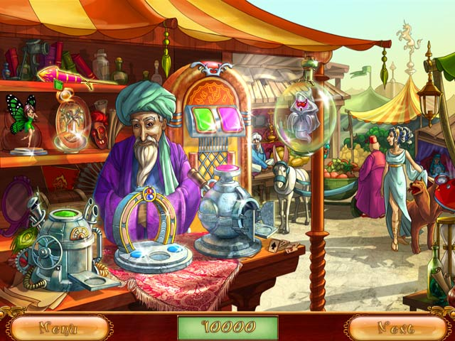 Game screenshot 3 Enchanted Katya and the Mystery of the Lost Wizard
