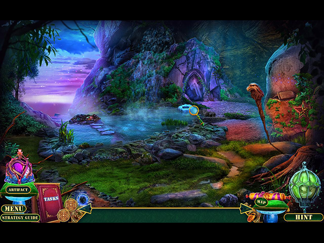 Game screenshot 1 Enchanted Kingdom: Arcadian Backwoods Collector's Edition