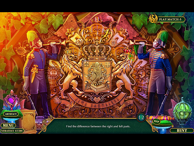 Game screenshot 2 Enchanted Kingdom: Arcadian Backwoods Collector's Edition