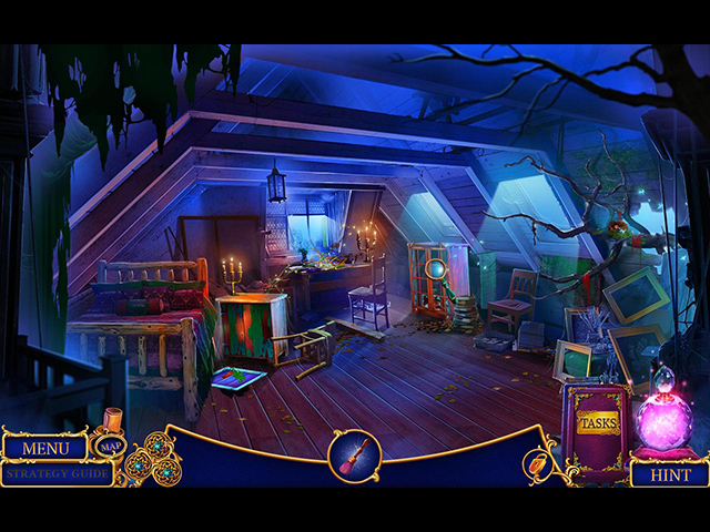 Enchanted Kingdom: The Secret of the Golden Lamp Collector's Edition