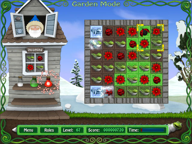 Game screenshot 1 Enchanted Gardens