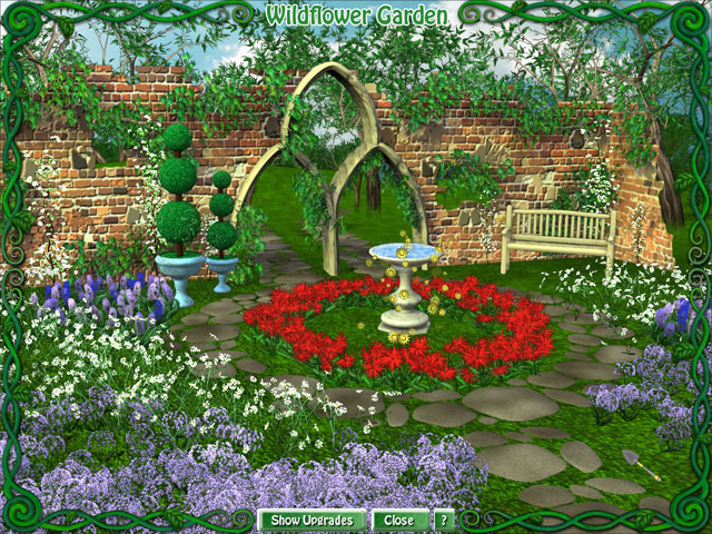 Enchanted Garden Game