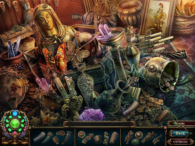 Game screenshot 1 Enchantia: Wrath of the Phoenix Queen Collector's Edition