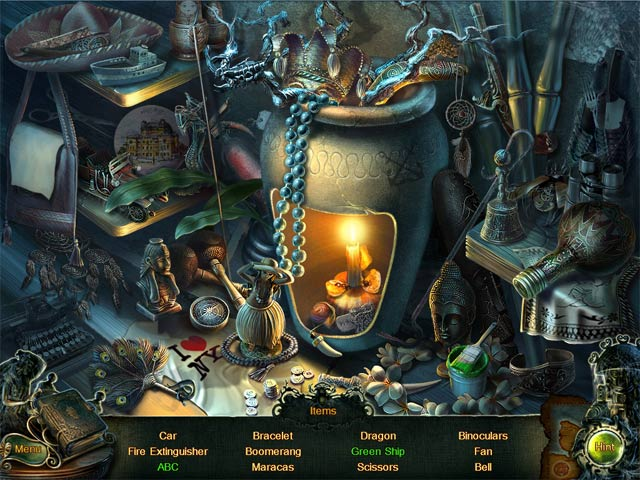Game screenshot 1 Enigma Agency: The Case of Shadows Collector's Edition