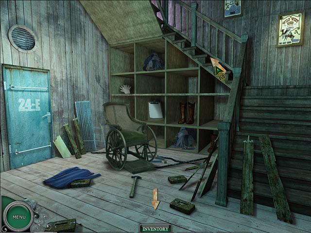 Game screenshot 2 Epic Adventures: Cursed Onboard