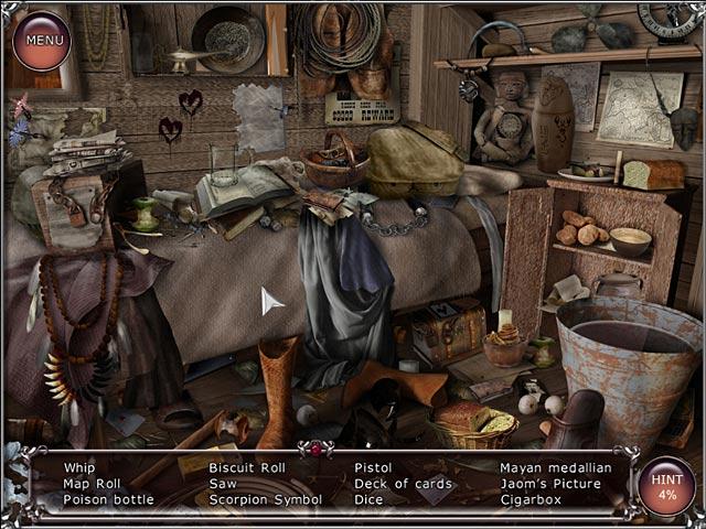 Game screenshot 1 Epic Adventures: La Jangada