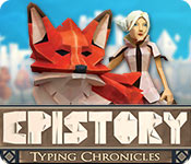 Feature screenshot game Epistory: Typing Chronicles