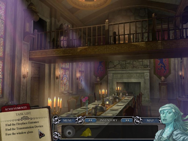 Game screenshot 1 Escape from Frankenstein's Castle