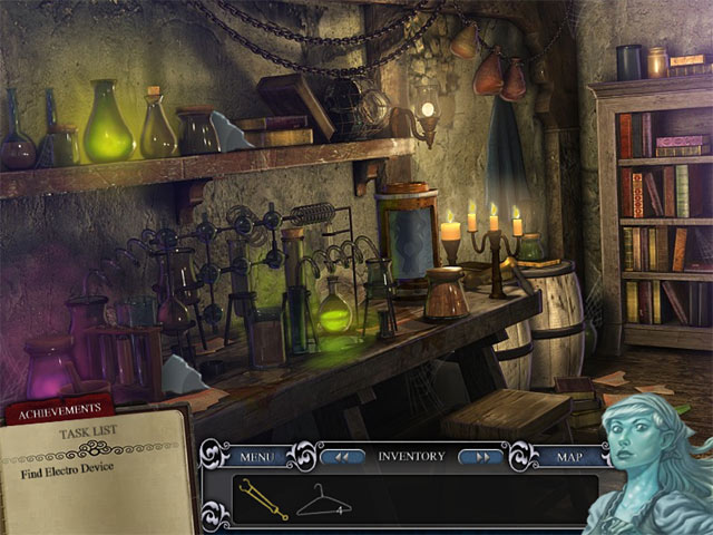 Game screenshot 2 Escape from Frankenstein's Castle