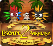 Escape from Paradise 2: A Kingdom's Quest Walkthrough