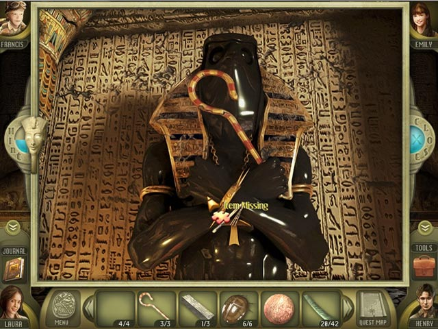 pharaohs lost kingdom big air