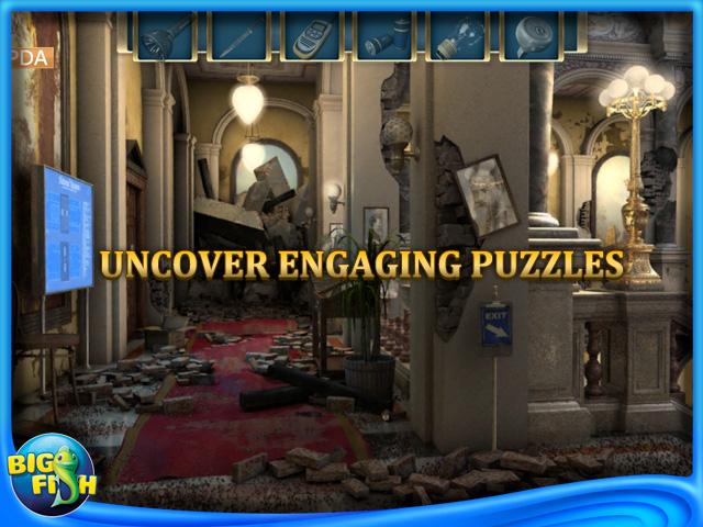 Screenshot for Escape the Museum