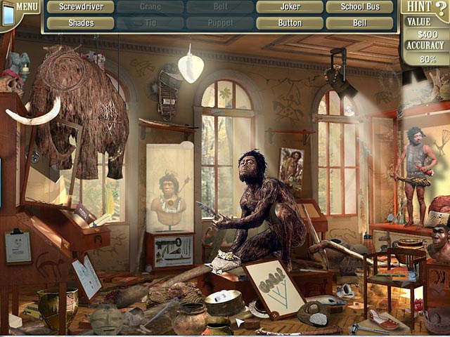Game screenshot 1 Escape the Museum