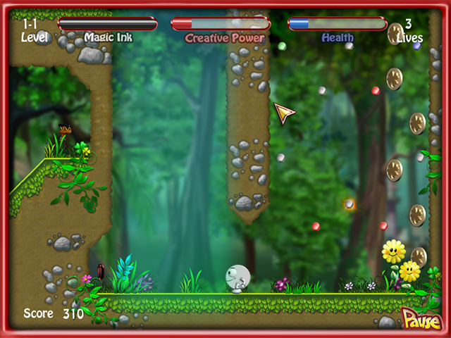 Game screenshot 3 Etch-a-Sketch: Knobby's Quest