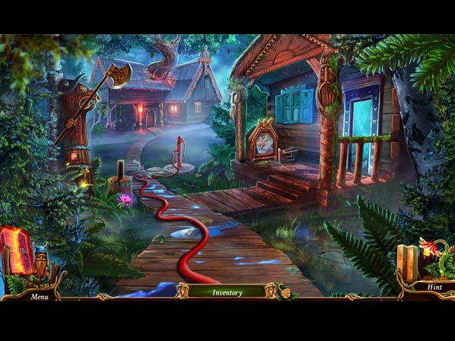 Game screenshot 1 Eventide: Slavic Fable