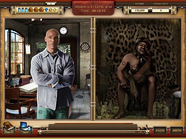 Game screenshot 2 Explorer: Contraband Mystery