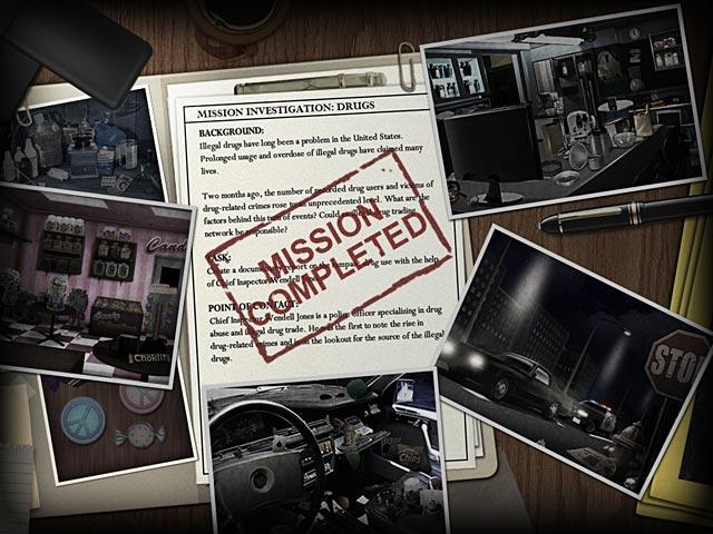 Game screenshot 3 Explorer: Contraband Mystery
