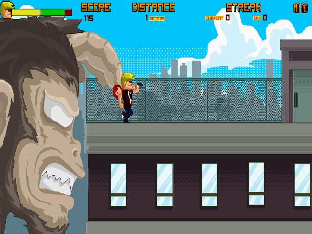 Screenshots Extreme Building Runner -