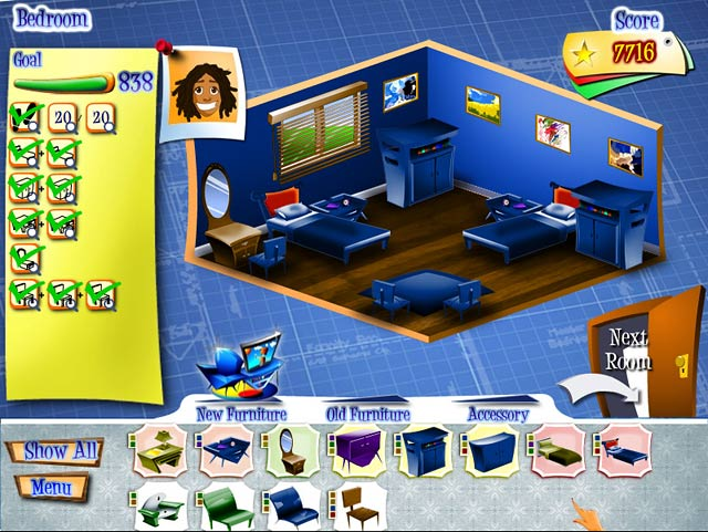 Eye for design ipad iphone android mac pc game big fish House remodeling games online