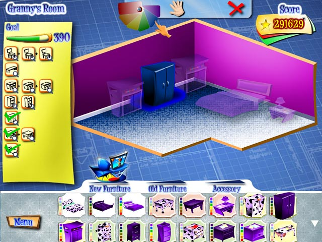 Eye for design ipad iphone android mac pc game big fish Create a house online game