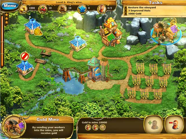 Game screenshot 3 Fable of Dwarf Full Version