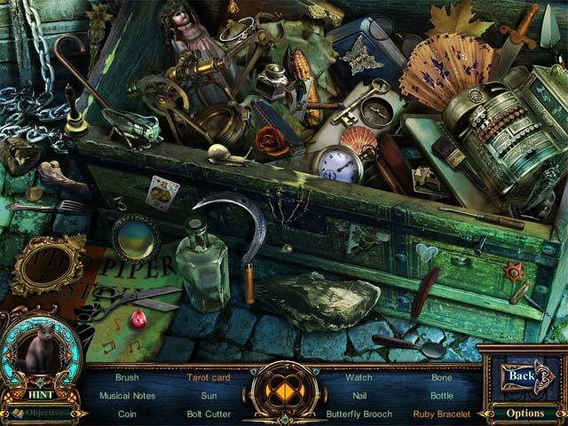 Game screenshot 1 Fabled Legends: The Dark Piper