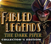 Fabled Legends: The Dark Piper Collector's Edition - Mac