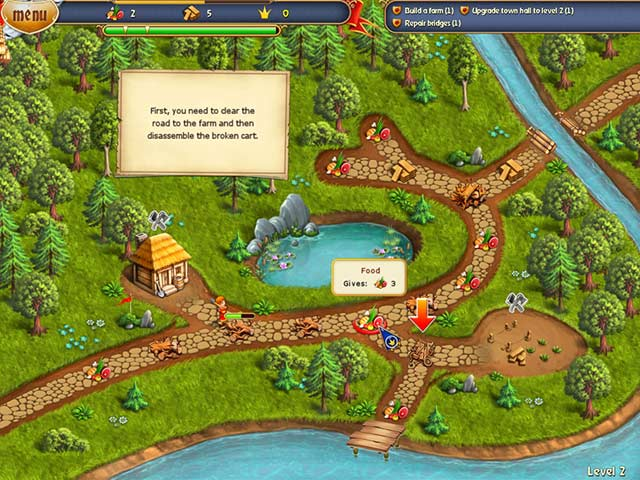 Fables of the Kingdom Screen1
