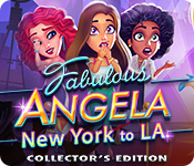 Feature screenshot game Fabulous: Angela New York to LA Collector's Edition