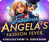 Fabulous: Angela's Fashion Fever Collector's Editi