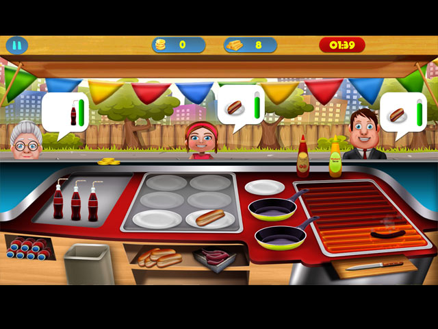 Fabulous food truck ipad iphone android mac pc game for Big fish cooking games