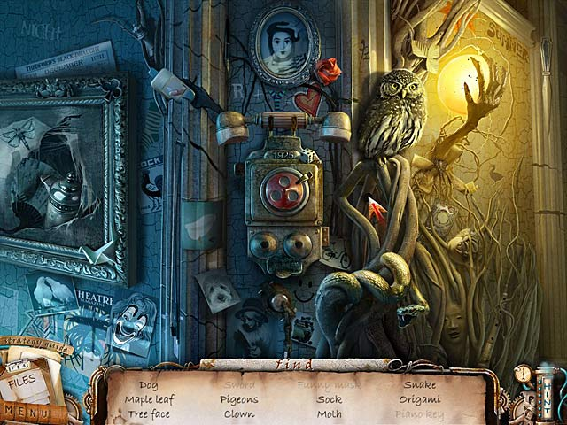 Game screenshot 2 F.A.C.E.S. Collector's Edition
